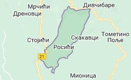 Мапа – Rosići