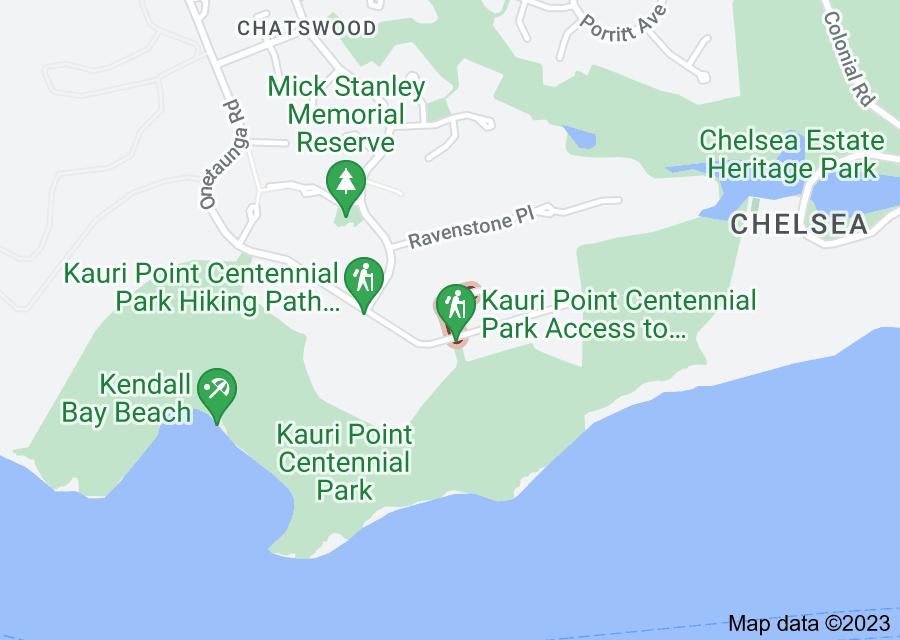 Location of David Beattie Place