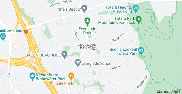 Location of Melia Grove