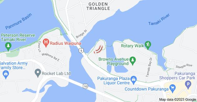 Location of Dayspring Way
