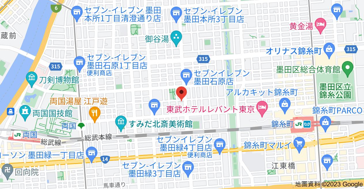 日本〒130-0014 Tōkyō-to, Sumida-ku, Kamezawa, 3 Chome−14−11 ライオンズマンション錦糸町亀沢地圖