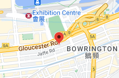 Location of King's Hotel