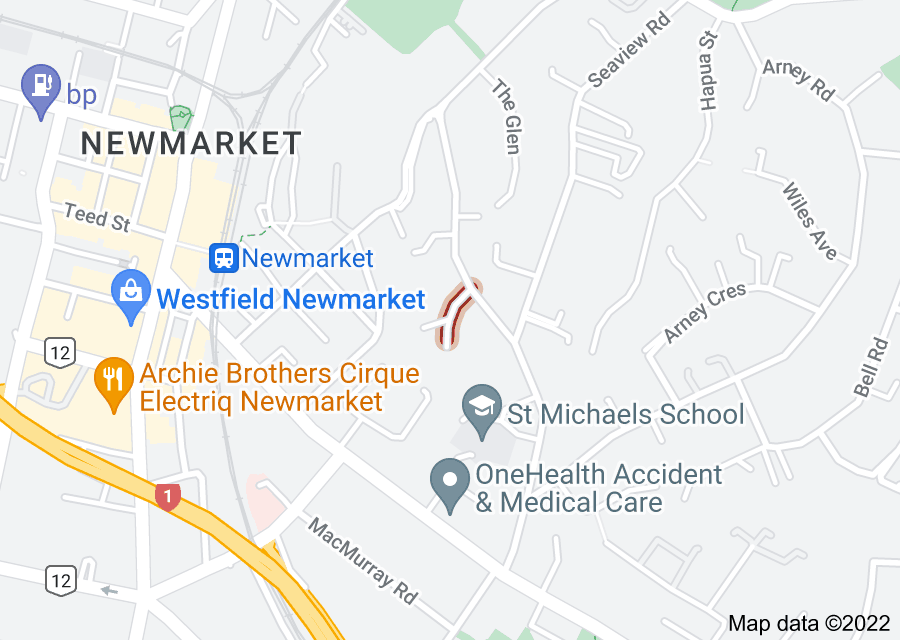Location of Swinton Close