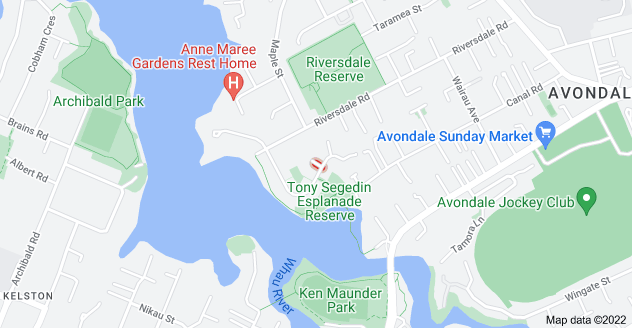 Location of Korcula Place