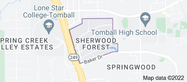 Sherwood Forest Tomball,Texas <br><h3><a href=