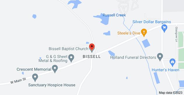 Map of 4662 Main St, Tupelo, MS 38801