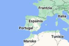 Location of Espainia