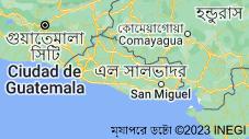 Location of এল সালভাদোর