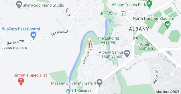 Location of Centaur Close