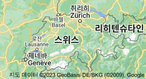 Location of 스위스