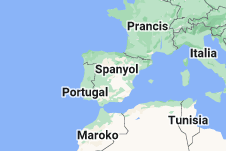 Location of Spanyol