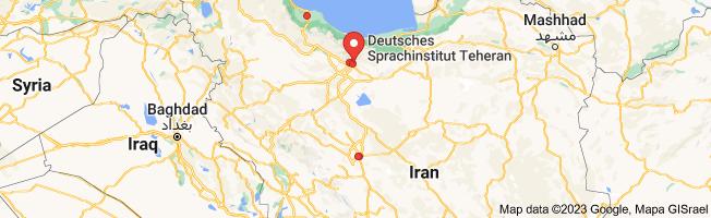 Map of آموزش زبان آلمانی