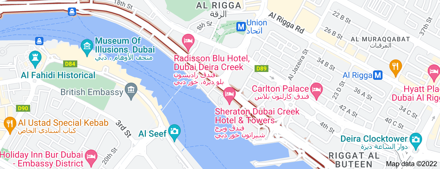 Location of D 85 road