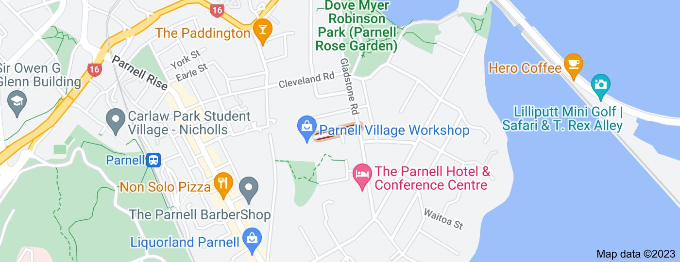 Location of Stratford Street