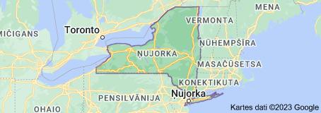 Location of Ņujorka