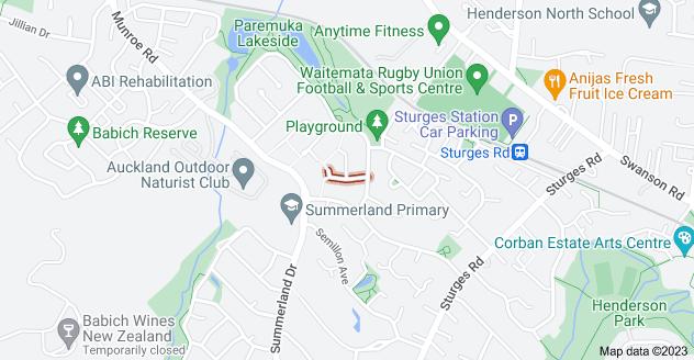 Location of Braestar Court