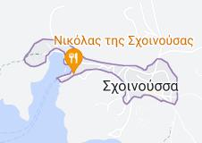 Χάρτης του/της Σχοινούσα