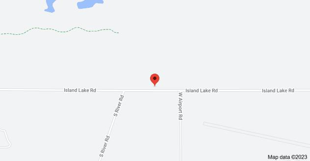 Map of 1437 Island Lake Rd, Kalkaska, MI 49646