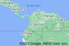 Location of קולומביה