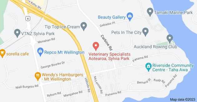 Location of Te Apunga Place