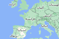 Location of فرانسه