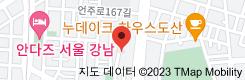 삼원가든 본점 지도