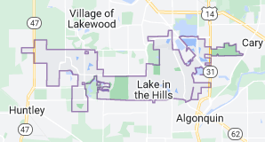 Lake In The Hills Illinois On Site Computer PC & Printer Repairs, Networking, Voice & Data Cabling Solutions