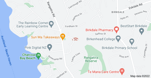 Location of Mirage Place