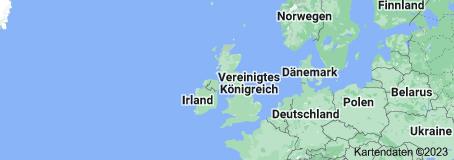 Location of Vereinigtes Königreich