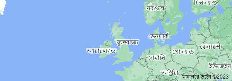 Location of যুক্তরাজ্য
