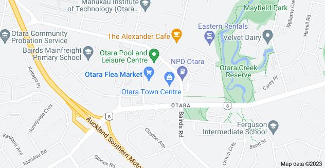 Location of Fair Mall