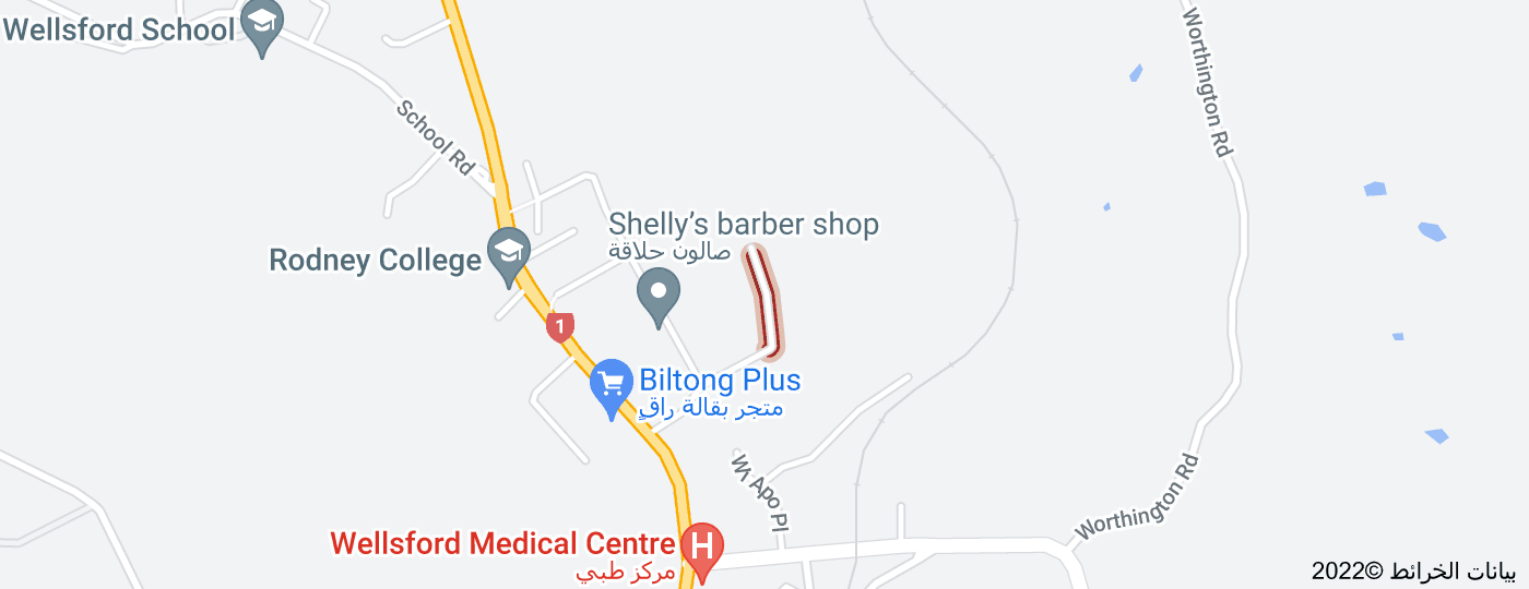 Location of Monowai Street
