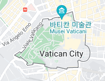 바티칸 시국 지도