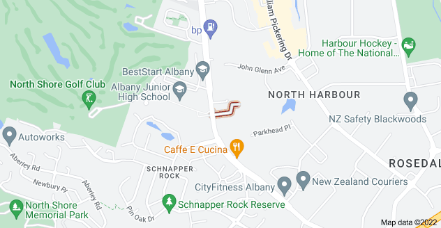 Location of Knights Road
