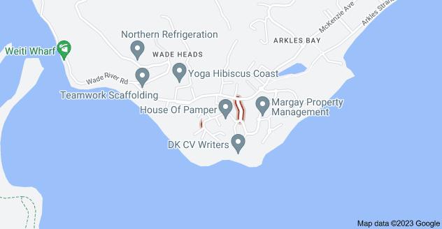 Location of Kestrel Heights