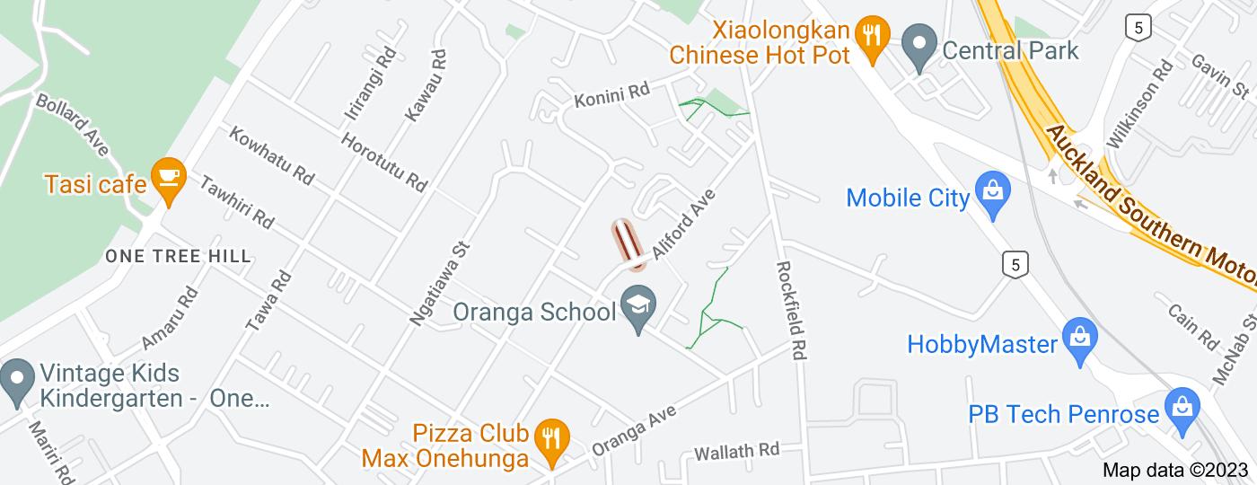 Location of Titahi Street