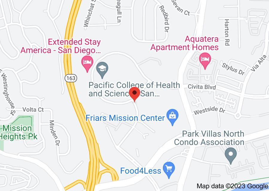 Location of Murray Canyon Rd & Metropolitan Dr