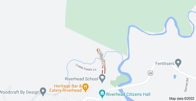 Location of Cobblers Lane