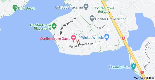 Location of Cadenza Place