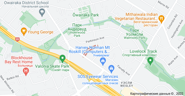 Location of Джессоп-стрит