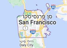 Location of סן פרנסיסקו