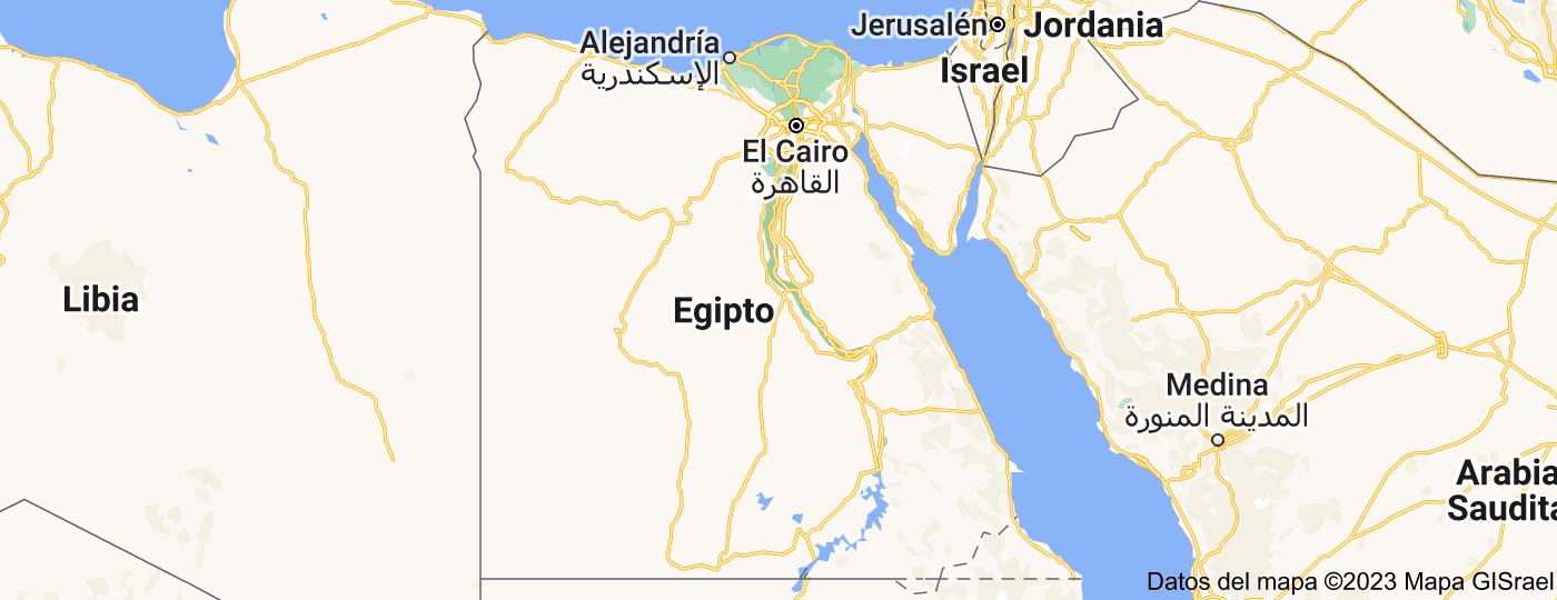 Location of Egipto