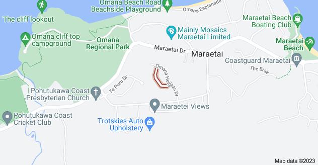Location of Crossland Place