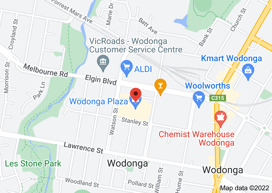 Location of Boost Juice
