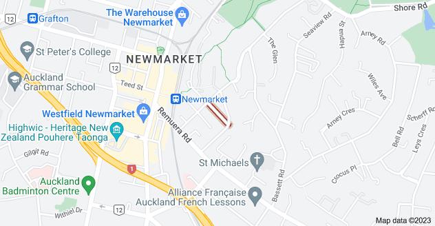Location of Mamie Street