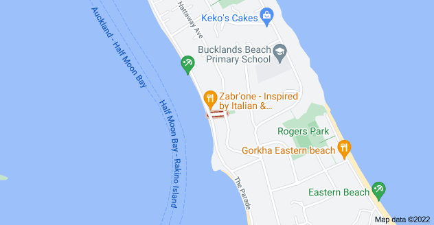 Location of Wharf Road