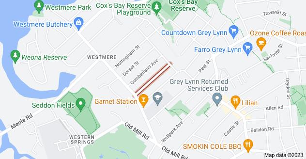 Location of Chester Avenue