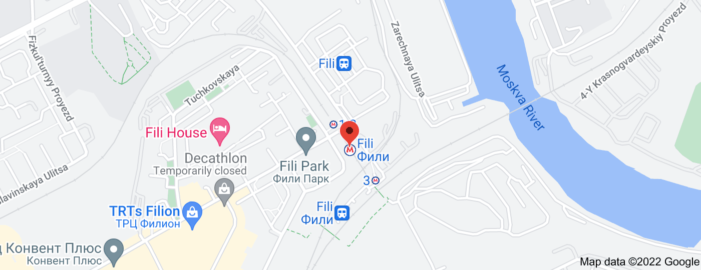 Location of Fili