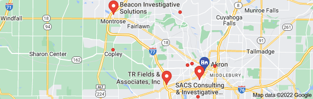 Akron, OH private investigators