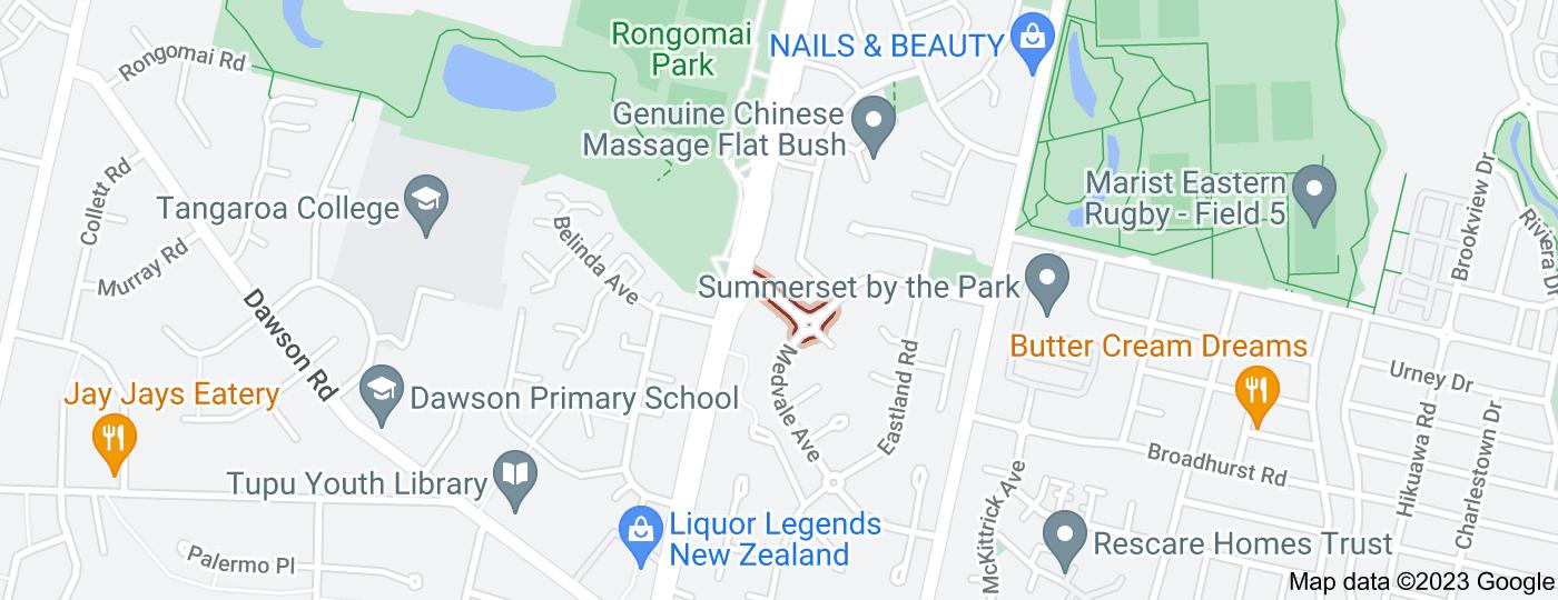 Location of Whetstone Road